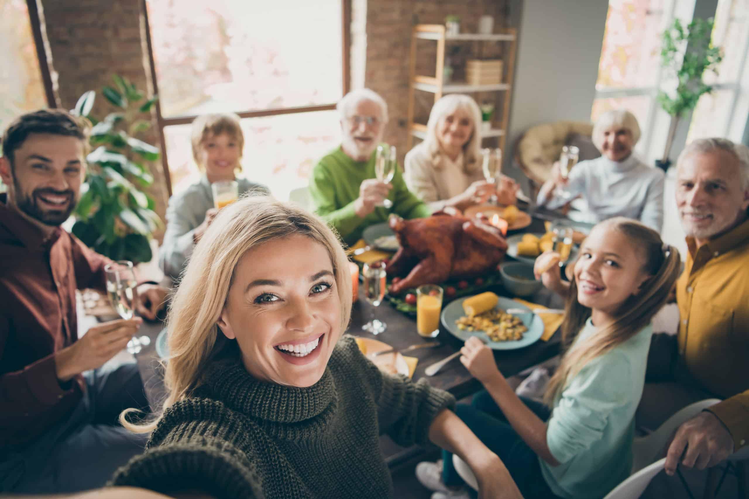 Familiengeburtstag mit Mymories
